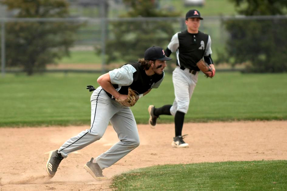 Alma baseball gets first victory, wins home opener |  Multimedia