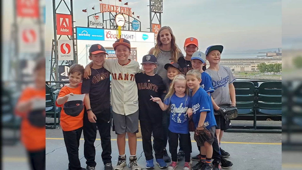 Creek Fire: CAL FIRE that helps replace kids' baseball cards burned in a fire