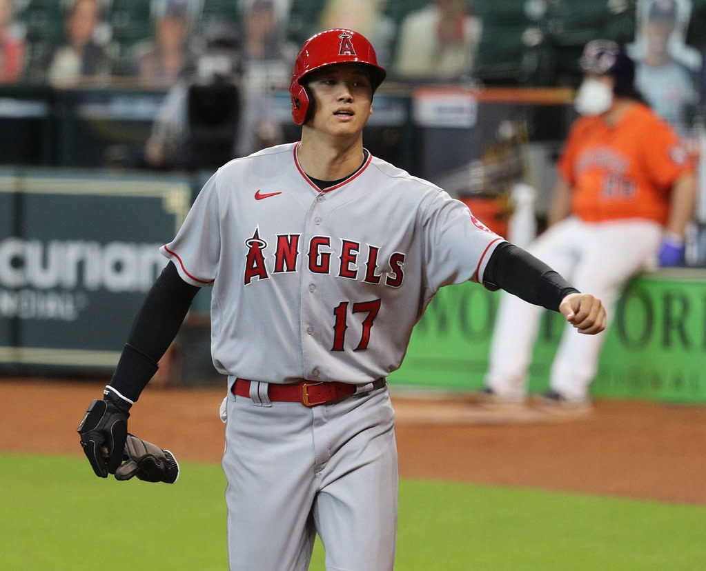 LA Angels outfielder calls Shohei Ohtani 'the most talented baseball player'