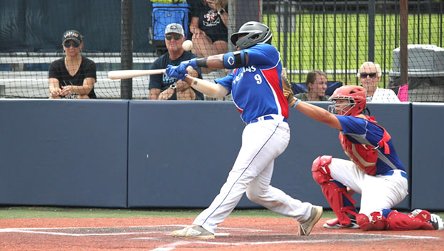 Roderick Simpson plays in showcase, baseball for his mother - Mississippi's Best Community Newspaper