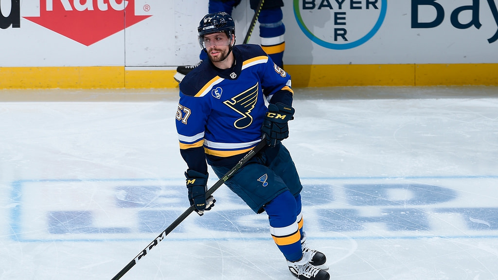 NHL: David Perron added to the COVID-19 list