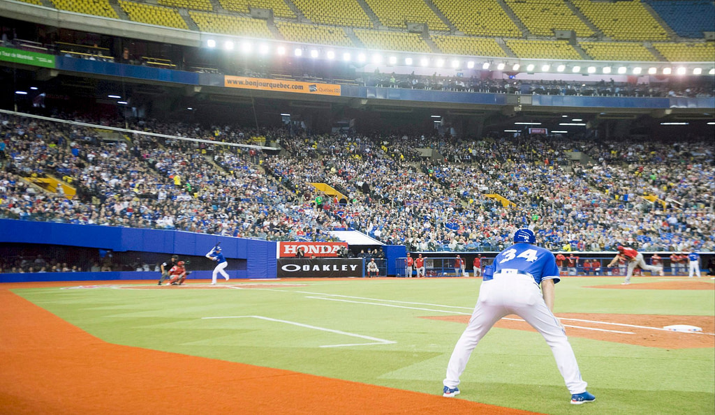 Survey SOM-98.5 |  One in two Montrealers wants baseball to return to the metropolis, but ...