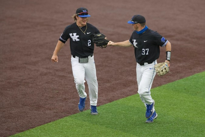 Lucky 13: Kentucky Baseball explodes for 13 races in the series finale