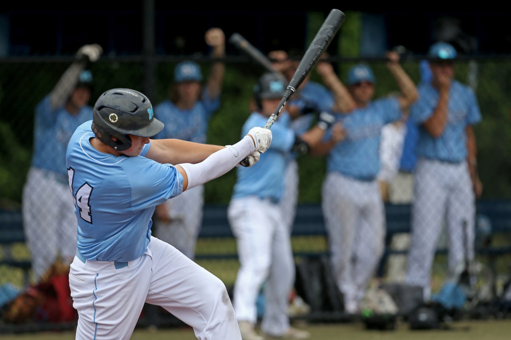 Medfield breaks out early, rolls past Bishop Fenwick in Div. 3-division baseball semifinal - Boston Herald