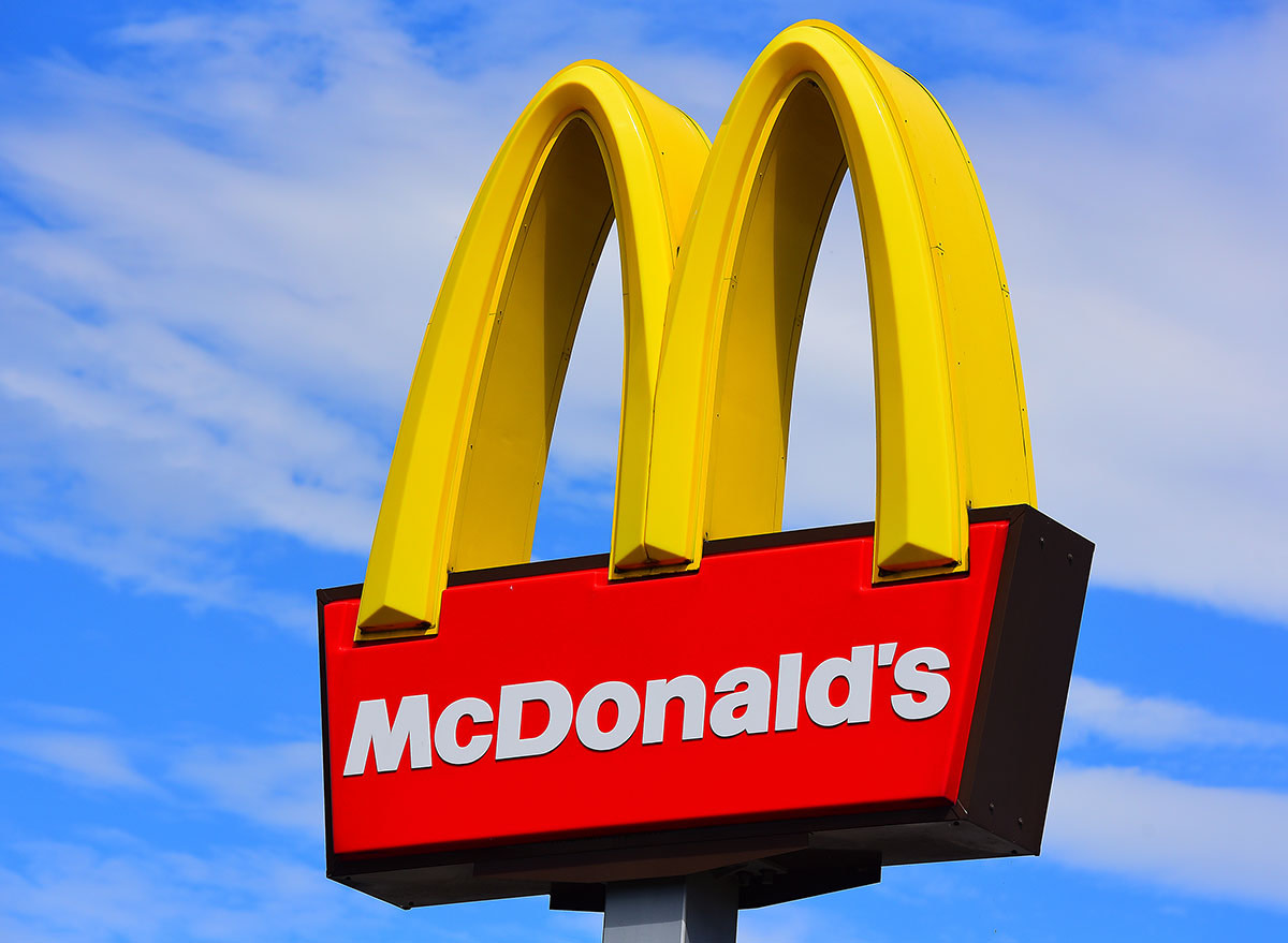 Myths about McDonald's food to stop believing Do not eat this