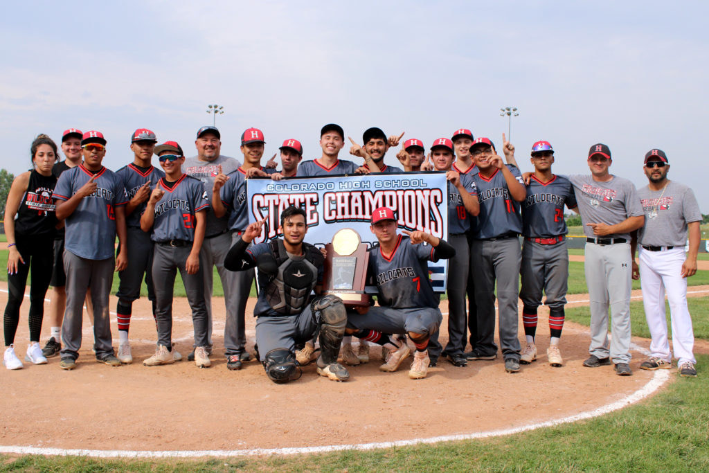 Parker throws a gem when Holly claims state title