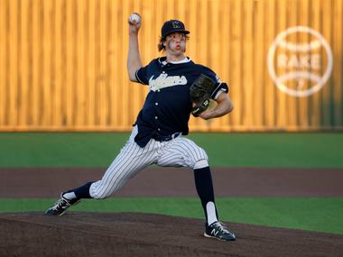 USC signed Eric Hammond and Keller face District 4-6A rival Northwest Eaton in a best-of-3 regional quarterfinal series beginning Thursday.  (Michael Ainsworth / Special Contributor)