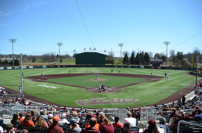 Hokies Announces Baseball Slate - Virginia Tech Athletics