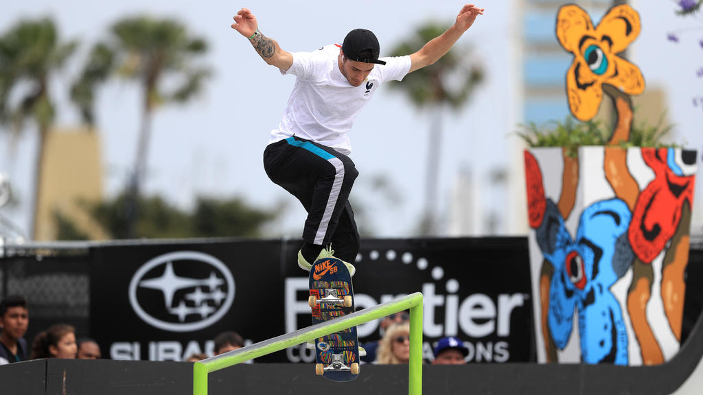 Does the skateboard lose its soul with the Olympics?