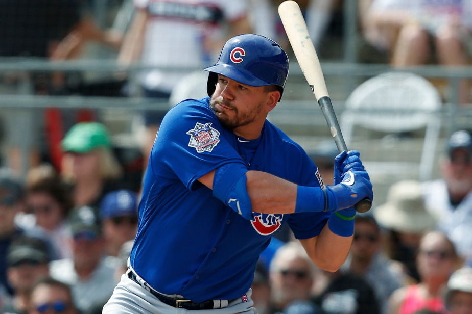 MLB |  Kyle Schwarber reportedly accepts Nationals contract