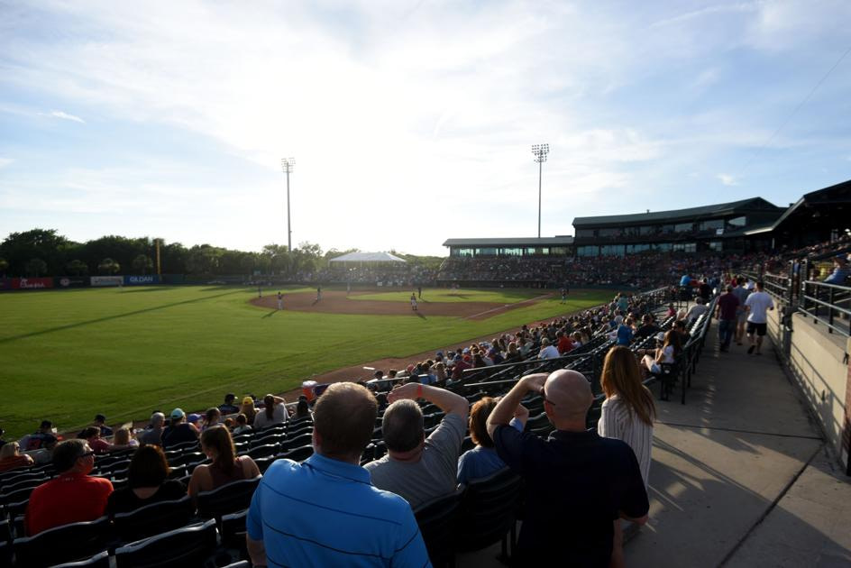 Baseball's Charleston RiverDogs Expect Tampa Bay Rays to Join |  Smaller leagues
