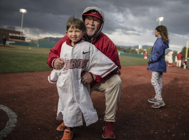 UNM baseball coach Birmingham humbled to receive national award »Albuquerque Journal