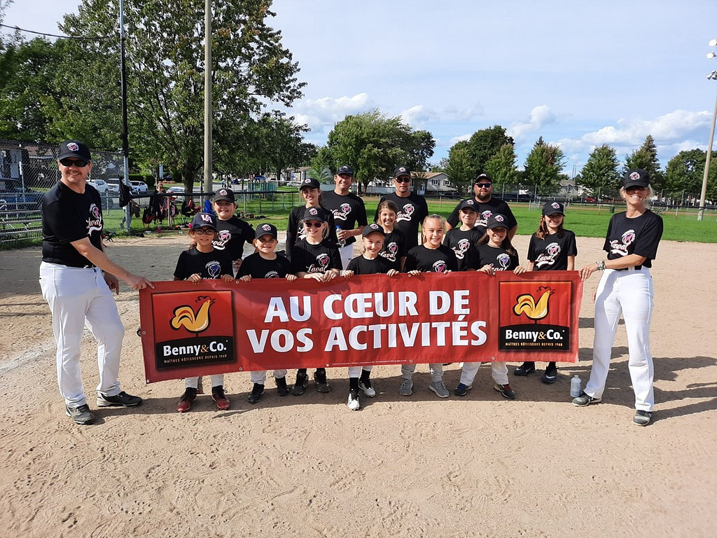 Baseball: When Girls Beat Boys, The Incredible Year Laval Tornadoes