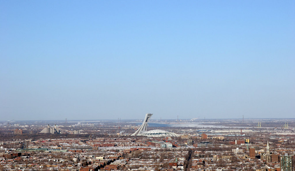 """Baseball back at Olympic Stadium?  