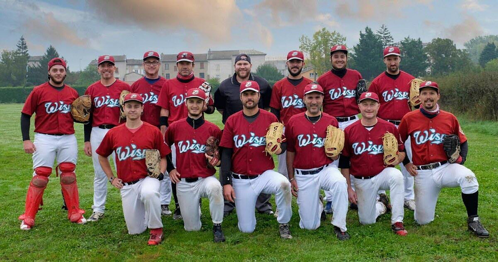 """Saint-Jean-d'ardières Baseball: """"Wisps"""" in the final against Grenoble this Sunday"""