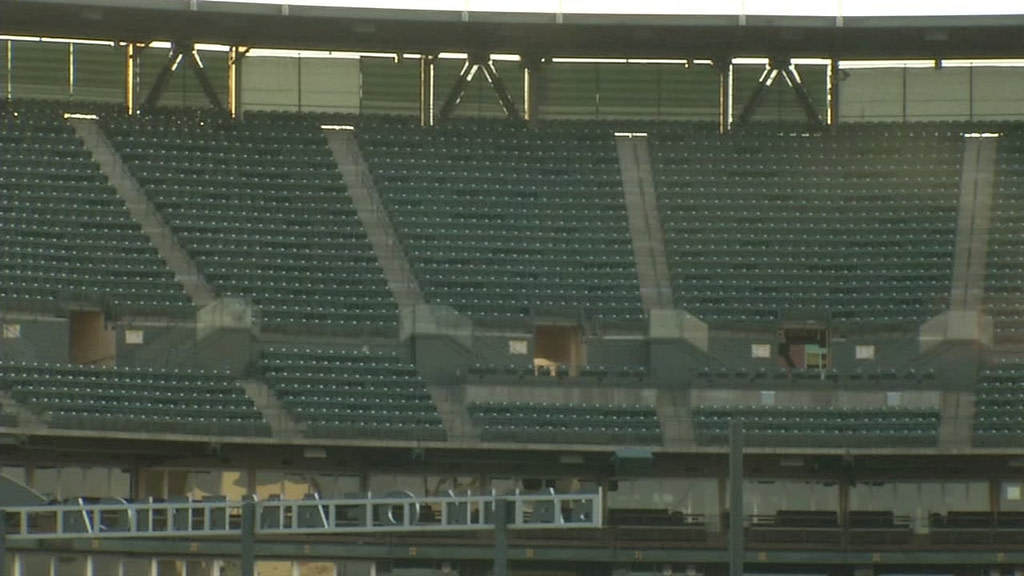 Bay Area baseball team preparing to welcome fans again following announcement by Governor Gavin Newsom
