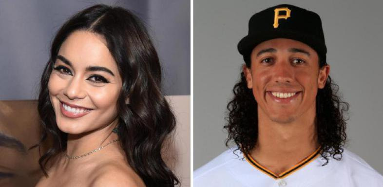 Vanessa Hudgens has fallen for a baseball player