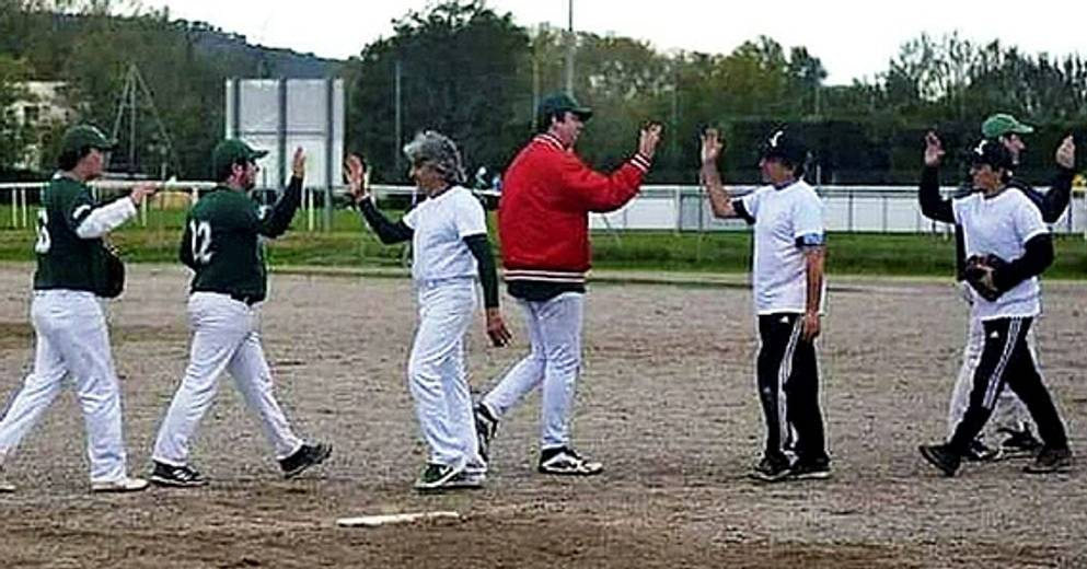 """Pertuis: the baseball club, """"Olds Stars"""", was born"""