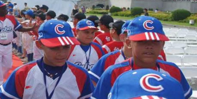 Radio Havana Cuba |  Nicaragua defeated Cuba at the U-12 Baseball World Cup