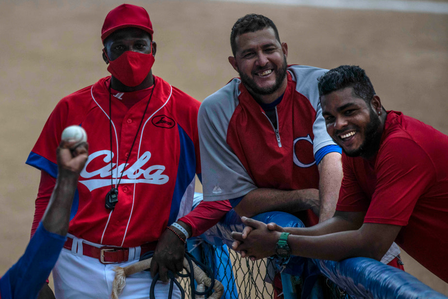 Pre-Olympic tournament in Florida |  The baseball team gets a visa to the United States