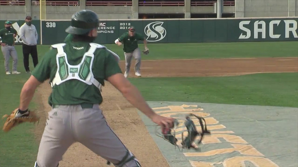 Sac State baseball teams met ASU after a pandemic stopped the game for almost a year