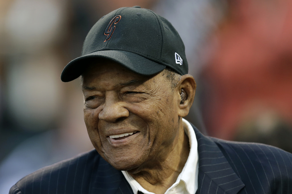 Baseball's sweetest song: Willie Mays, forever young, is 90 years old