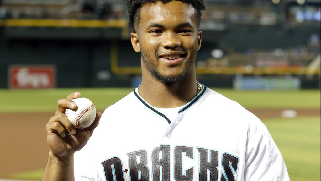 The Arizona Cardinals are not worried about Kyler Murray returning to baseball