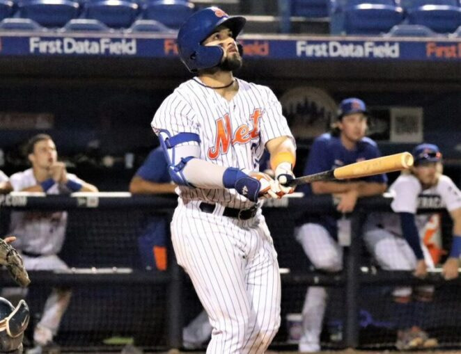 Carlos Cortes continues to impress in the Australian Baseball League