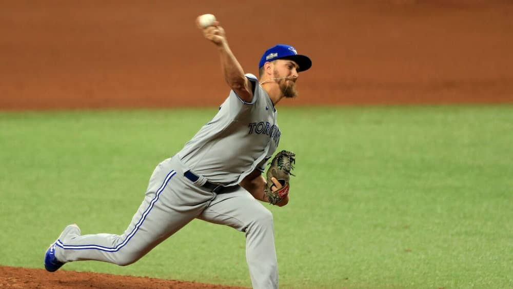 AJ Cole returns with the Blue Jays