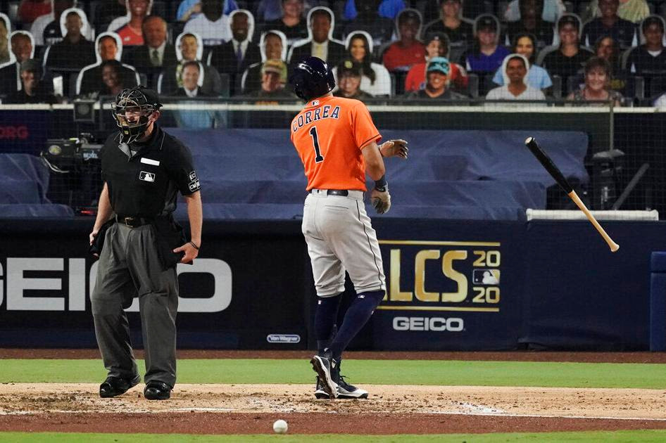 ALCS Astros Rays Baseball Image |  Sport