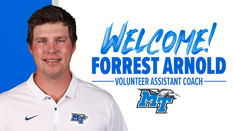 Forrest Arnold added to MT Baseball Staff