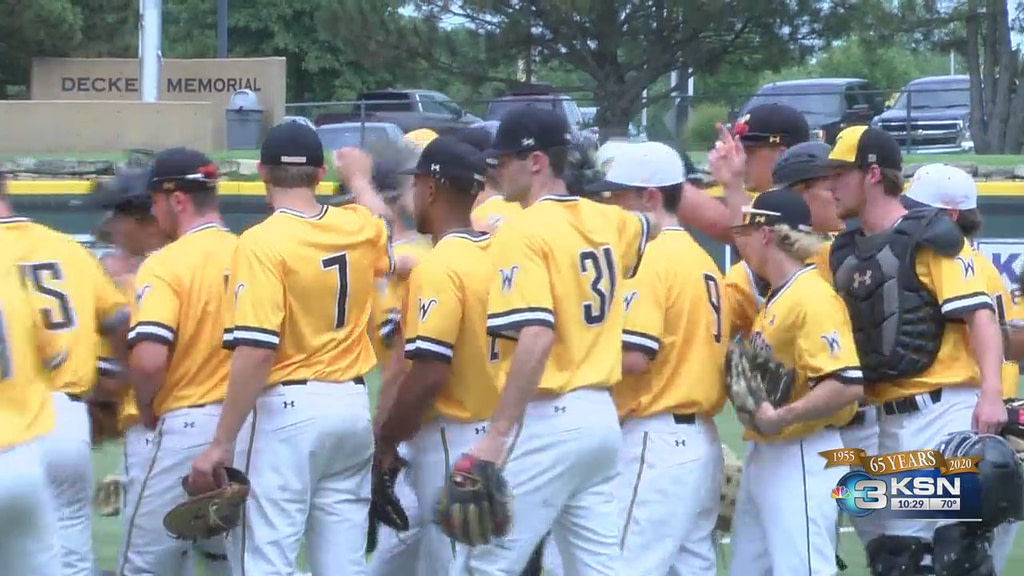 Wichita State Baseball Opening Series vs.  Northern Colorado canceled