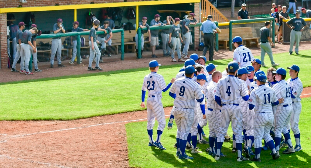 D South baseball: Searsport edges Richmond with runs in the seventh
