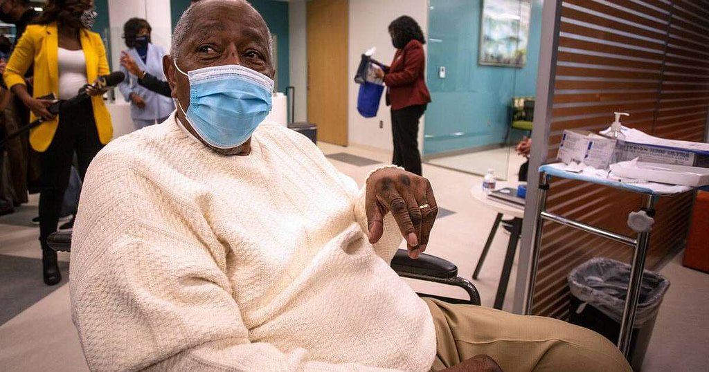 A connection between Hank Aaron's death, the baseball legend and the vaccine against Covid-19?  Atlanta rapporteur pushes him aside