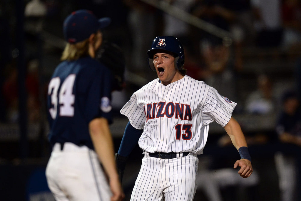 Creating CWS is the fate of Arizona Baseball's Tyler Casagrande