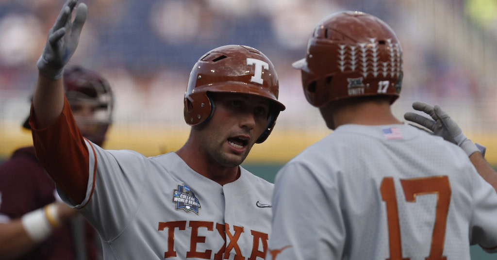Texas to the SEC is a game changer ... in baseball