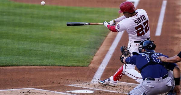 Juan Soto will compete in the Major League Baseball home team competition on Monday