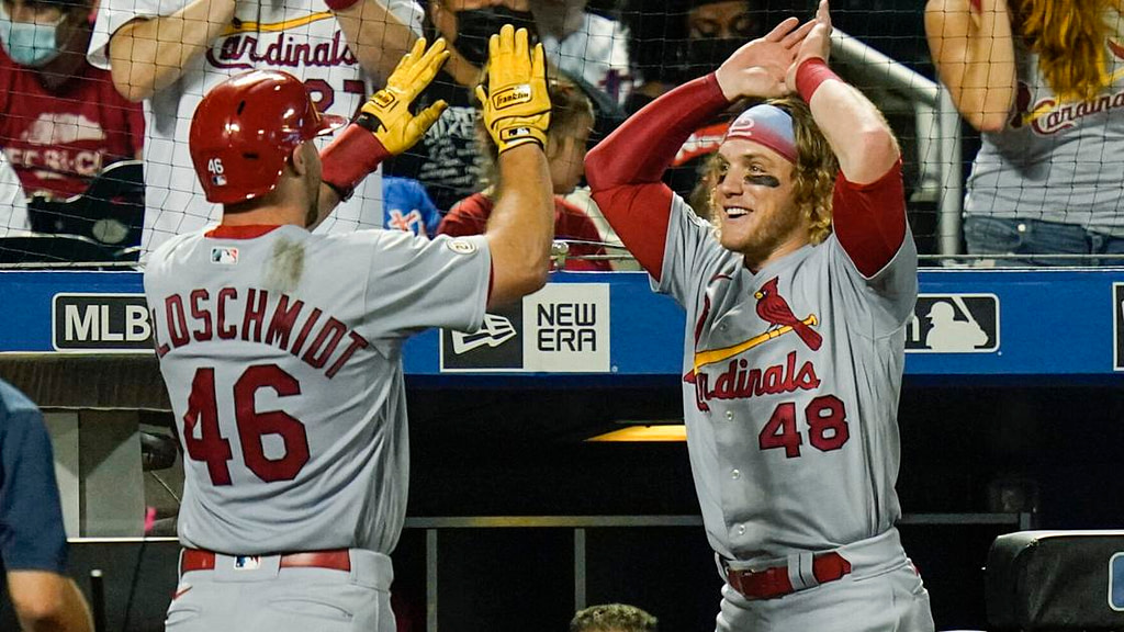 Cardinals stream past Mets 11-4 for sweeps in 3 games    Baseball