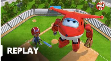 Super Wings - Le baseball, c'est géant !