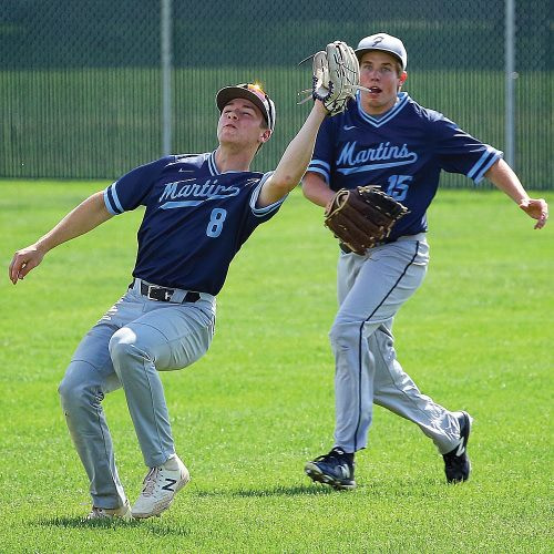 Greyhounds rarely lose to Martins in amateur baseball |  News, sports, jobs