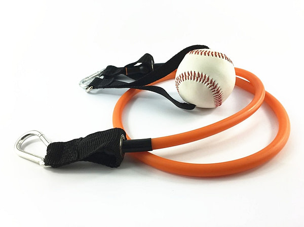 Baseball Single Trainer Pitching Throwing Aids Build Arm Strength Swing Practice
