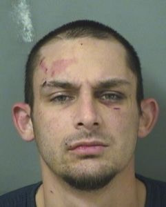 Knife carrying Boca Raton man charged with striking woman with baseball bat