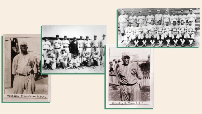 Every baseball fan should know these Negro League stars