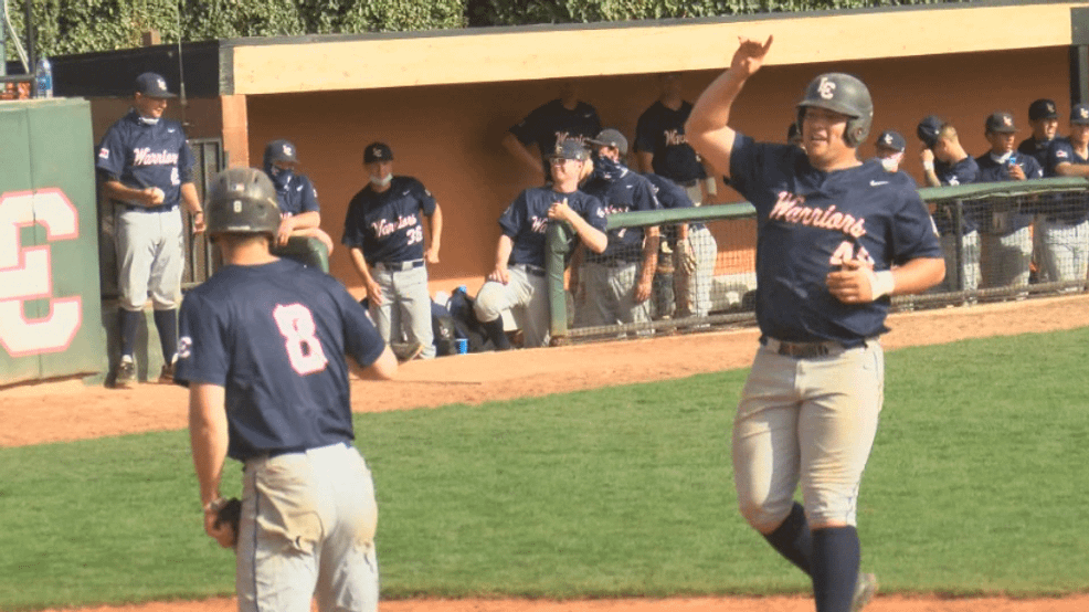 LC Baseball: Ephan Leads 11 Warriors on All-Conference Team;  Taylor wins coach of the year - KLEW
