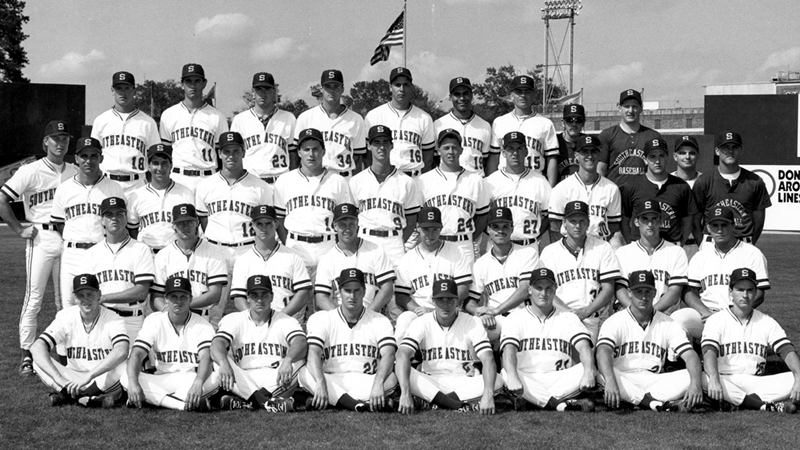 Southeastern Baseball to name a team in all decades