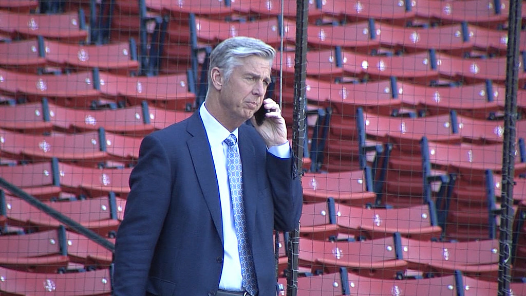 Reports: Phillies to hire Dombrowski as president of Baseball Ops - WLNE-TV (ABC6)