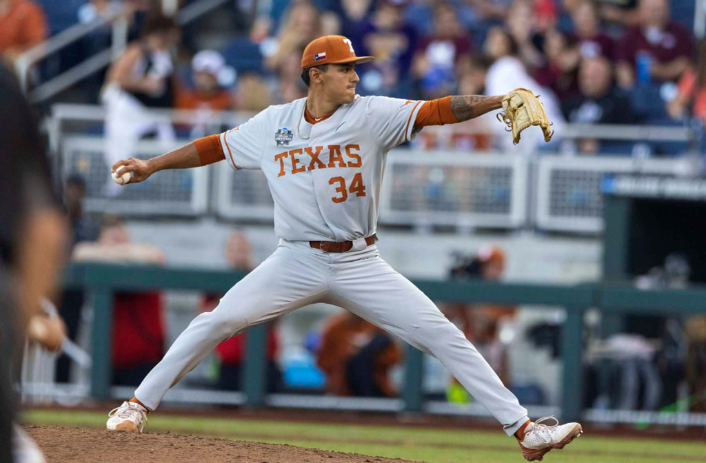 Texas baseball looks like it's going to be a CWS game for years to come