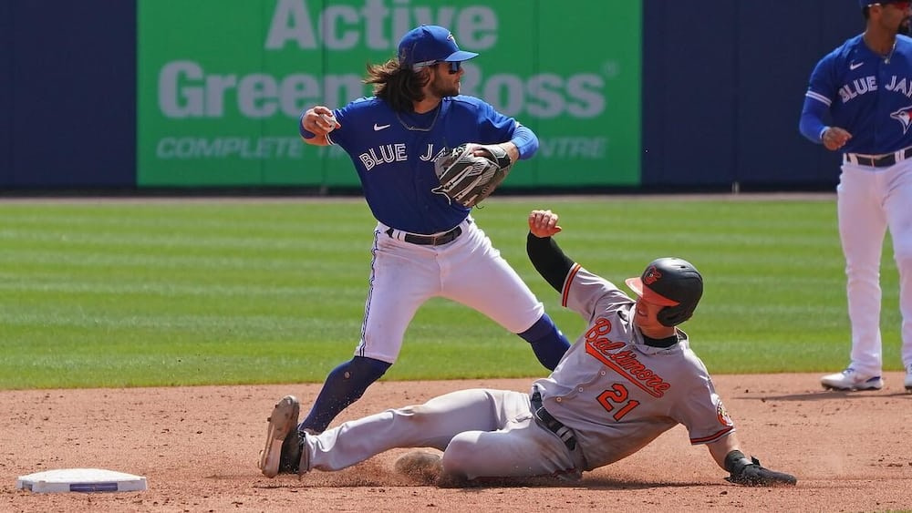 The Blue Jays Palisade against the Orioles
