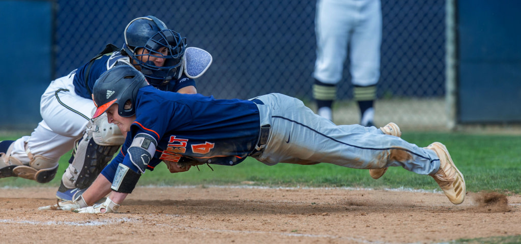 Yucaipa baseball team flexes striking muscles in victory over Roosevelt - Press Enterprise