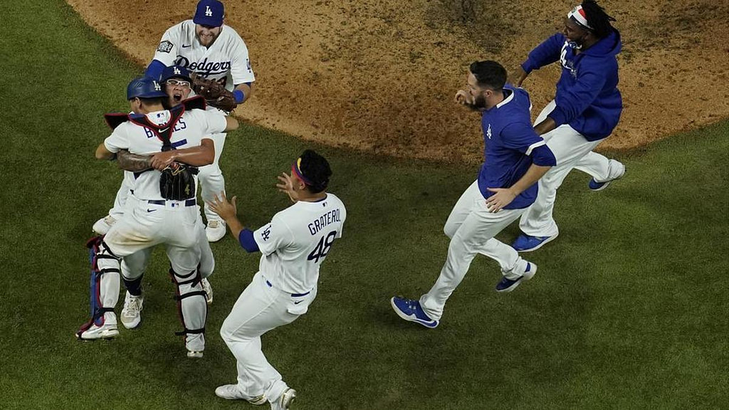 Baseball: 32 years later, the Dodgers finally won the title